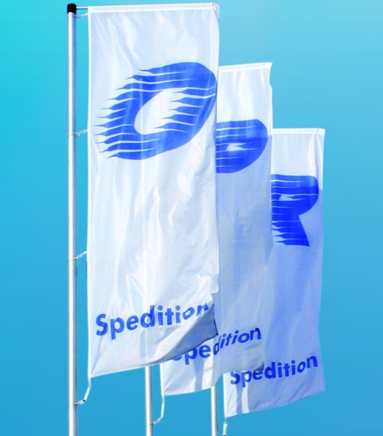 Digitaldruck-Werbeflaggen