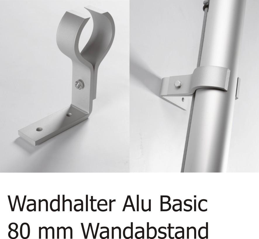 Drag&Drop Rahmen Alu-Klammer basic (1 VE = 4 Stck.)