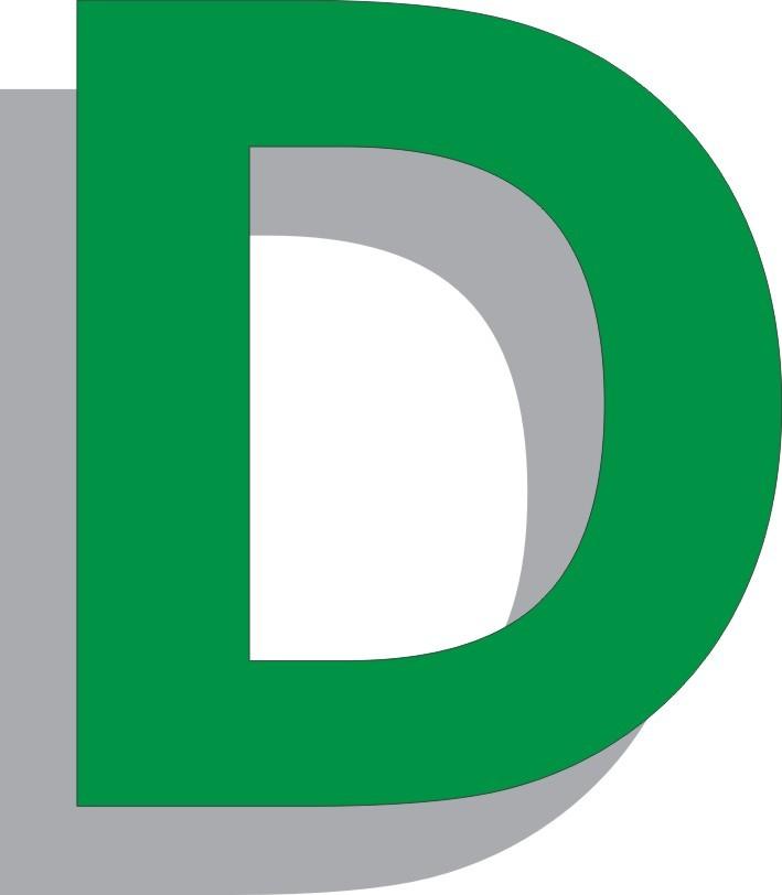 Aluverbund-Fräsbuchstaben, in 5 Farben, 3mm stark