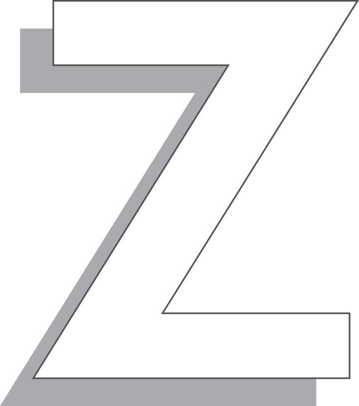PVC-Hartschaum-Fräsbuchstaben, 5mm stark