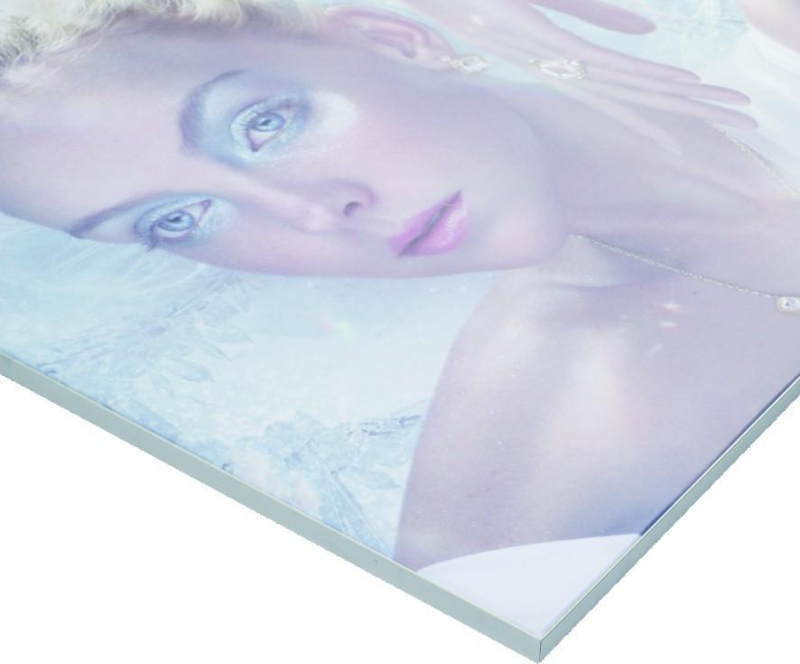 Scintex D Spanntuch-Rahmen, incl. 4-farbigem Digital-Stoffdruck